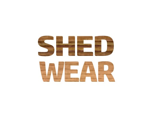 shed wear logo
