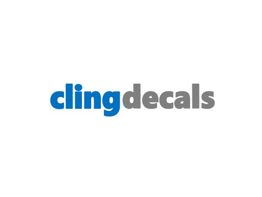 cling decals domain for sale